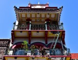 Chinese Building Chinatown San Francisco 169