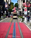 Cable Car on Powell Street San Francisco 282