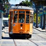 F Trolley on Embarcadero San Francisco 396
