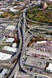 Interstate 5 and Interstate 90 Interchange in Seattle 170