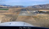 Omak Airport from Piper M500 Meridian 017