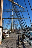 Sailing Ship Balclutha Historic Ship at San Francisco Maritime National Historical Park 533