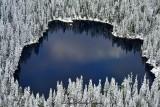 Le Fay Lake Cascade Mountains Washington 087