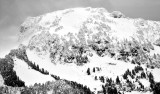 South side of Mt Index Washington 209