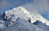 The South Slope of The Brothers Olympic Mountains Washington 178