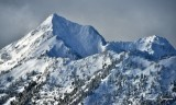 Mount Skykomish of the Olympic Mountains Washington 307