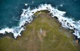 Cattle Point Lighthouse on San Juan Island Washington 263