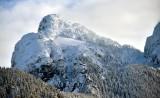 Mt Baring on New Year Day 2017 Index Washington 098