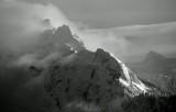 Whitehorse Mountain in Cloud Cascade Mountains Washington 034