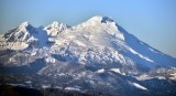 Mt Baker Seward Peak Black Butte Cascade Mountains 362