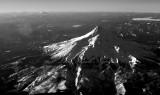 Mt Hood Mt Jefferson Three Sisters and Mt Bachelor Oregon 171