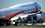 Boeing Airplane Company Boeing 747