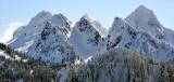 Mt Roosevelt Wright Mountain Kaleetan Peak Chair Peak Washington 294