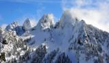 Garfield Mountain in Cascade Mountains 378