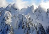 Garfield Mountain in Cascade Mountains 447