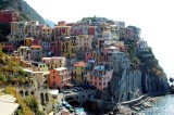 Hill City of Manarola