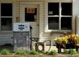 Gas Station, Remote, Oregon