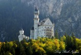 Neuschwanstein Castle, Fussen, Bavaria, Germany