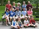 Family Reunion in New York, June 2013