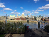 View of the Thames from the Tate Modern