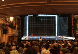 Set for The Curious Incident of the Dog in the Night-Time at the Gielgud Theater