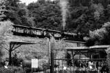 Le train.