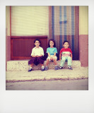 Milena, Marta i Josep