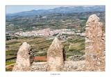 Alcala de Xivert, vista des del Castell del mateix nom