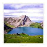 Llac Ercina • Llacs de Covadonga, al Principat d'Astúries