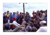 I Aplec excursionista dels Països Catalans · Maig de 1977 Tossal dels Tres Reis (Fredes, Baix Maestrat)