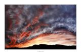 Rossell, 20 de setembre, posta de sol.
