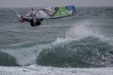 Windsurf  & Kite le Pietre 19-02-2014