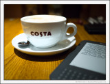 Coffee and Kindle