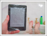 Reading in the Bath