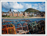 Lobster Pots and the Town