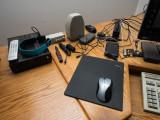 Messy Computer Desk 2014 03 (Mar) 27