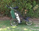 Modified Jogging Stroller