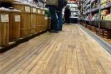 Shopping at DiBruno Bros. - December 11, 2013
