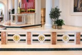 New Altar Railings at St. Joseph Church 3