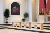 New Altar Railings at St. Joseph Church 1