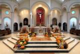 Autumn Decorations in St. Joseph Church #1