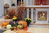 Autumn Decorations in St. Joseph Church #2