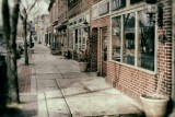 The Morning Streets of Downingtown, PA