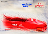 Bobsleigh winter sport JO