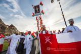 HM's return celebrations in Mutrah