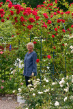 High season in the Rosegarden means lots of work.