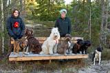 Groupshot from Doggiewalk 24/11
