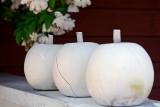Ceramic apples