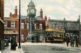 Tram & Clock
