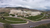 Stephens Performing Arts Center of Idaho State University in Pocatello DJI00011.jpg